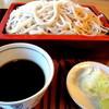 長寿庵 - 料理写真:もりそば@550円です