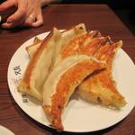 銀座 天龍 - 天龍名物 ジャンボ餃子