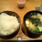 つばき食堂 - おいしい御飯とお母さんのお味噌汁