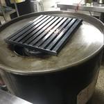 110705272 - ドラム缶ヤキロースター