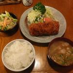 ほりき - 丸太定食
