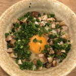 麺堂 香 - チャー丼セット290円