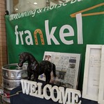 Frankel - 入り口の飾りつけ