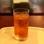 カフェ ベローチェ - アイスルイボスミントティ230円