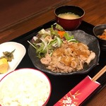 KIYO&D - しょうが焼き定食