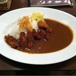 IRISH CURRY - 日替りカレー(カキフライカレー)950円