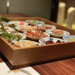 Hamanoki - 十二豆皿膳