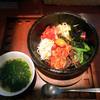 おんどるばん - 料理写真:石焼ビビンバ定食