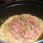 110735699 - 土鍋ご飯