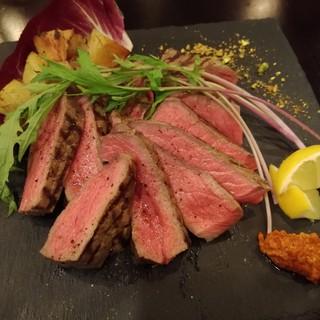 貴重なA5ランクの宮崎牛と三浦野菜をカジュアルイタリアンで!