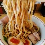 110736177 - 麺屋棣鄂謹製「ウイング麺」