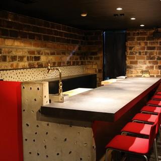 大人空間で江戸前寿司を堪能。