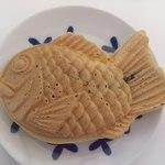 アツアツ - 料理写真:鯛焼き 粒あん