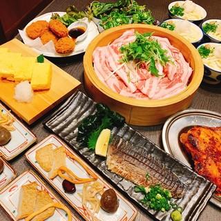 本格讃岐うどんと香川の郷土料理を味わううどん居酒屋