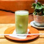 茶香房 長竹 - 抹茶ミルク