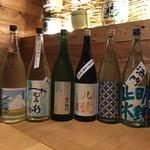 博多磯ぎよし - 令和元年7月新酒たち
