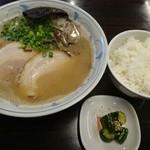 壬六 - ラーメンセット【ランチ】