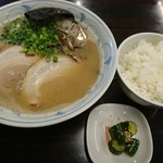 Jinroku - ラーメンセット【ランチ】