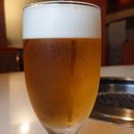 美福苑 - ■ランチビール 330円(内税)■