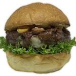 Viva la Burger - 【ハンバーガー】イチジクの赤ワイン煮込みとバニラバター