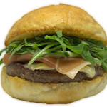 Viva la Burger - 【ハンバーガー】タルトゥーフォ