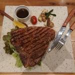 M.T.B Dining's - Tボーンステーキ限定5食