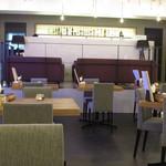#icafe - テーブル席