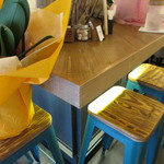 #icafe - 相席テーブル