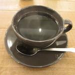 #icafe - ホットコーヒー