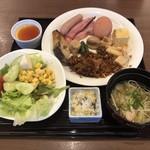ホテルグランヴィア岡山 - 料理写真:朝食