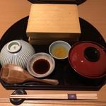 日本料理 吉備膳 - 烏城黄金かくし寿司