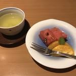 日本料理 吉備膳 - デザート