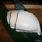 11075944 - よせ豆腐がオススメのようです