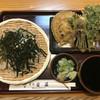 京屋 - 料理写真:天ざるせいろ 1250円