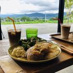 猿倉山ビールバー - 料理写真:至福のランチ♪