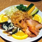 横浜中華街 景珍樓 - 前菜