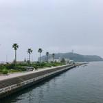 ディエゴ・バイ・ザ・リバー - 片瀬橋から見た江の島