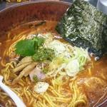 麺匠たかや - 料理写真:温製トマトラーメン880円税込