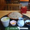 Yamaguchiyakazuki - 料理写真:せいろそば