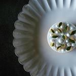 バナナ ウォッカ ソルべ マンゴー 黒小豆