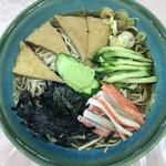 松島そば - 料理写真: