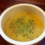 キッチン中はら - コーンスープ