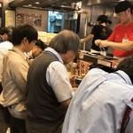 三田製麺所 - 内観