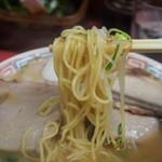 天天,有 - チャーシューメン(麺)