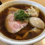 110767743 - 特製醤油らぁ麺(大盛)1200円