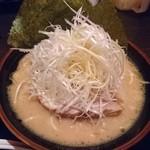 横浜家系ラーメンきがる家 - 料理写真: