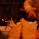 British Pub&Foods ARROWS - フィッシュアンドチップスS 840円