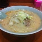 蕃龍 - 料理写真:信州味噌麺