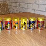 110771771 - 一列にずらりと並んだ各種唐辛子と山椒は圧巻!