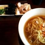 大勝軒 みしま - 料理写真:キンメノヒヤシ¥900